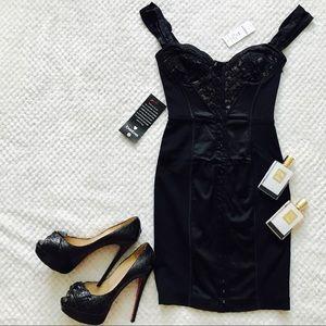 Stunning 🌸Bebe🌸 Dress NEW!!!